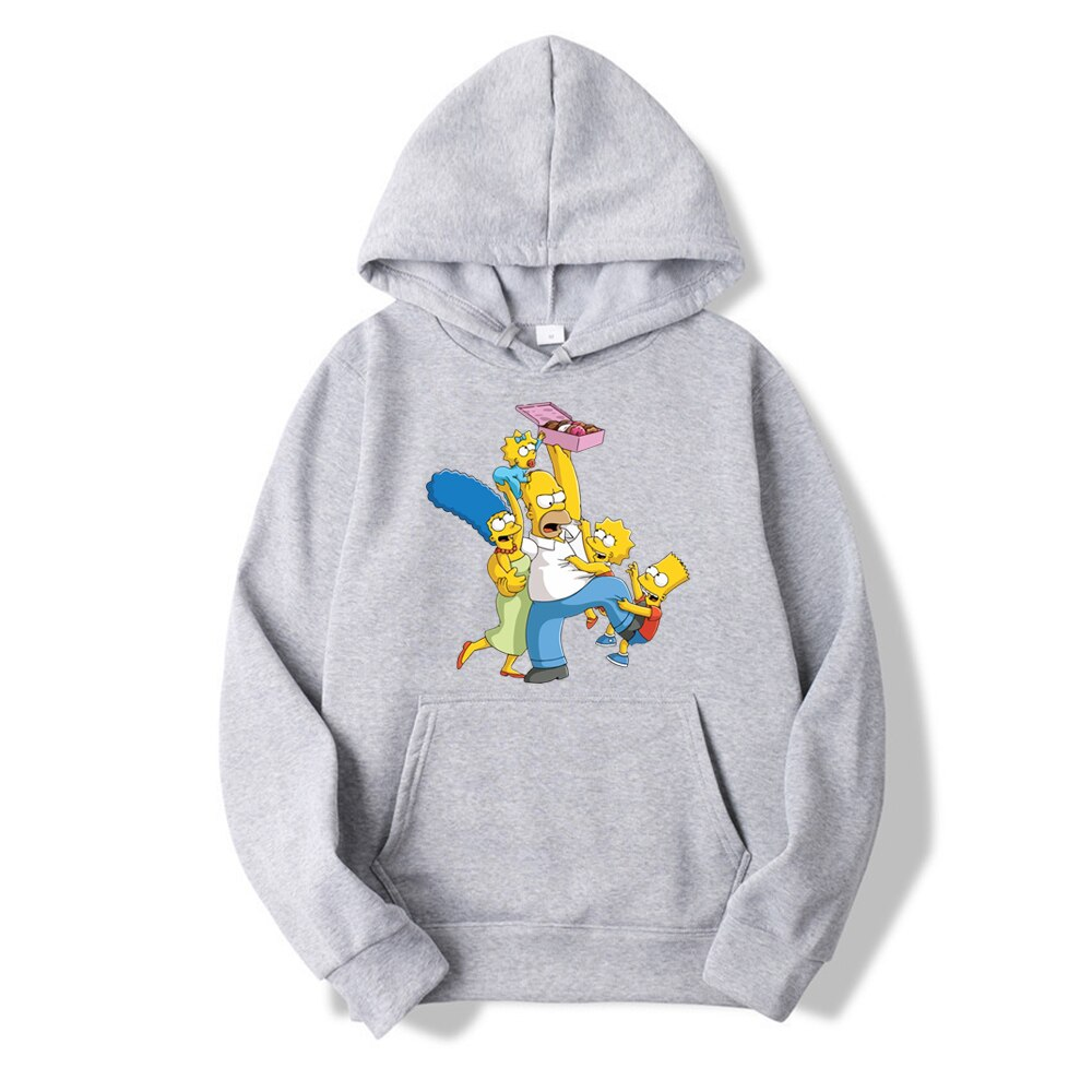 simpsons hoodies