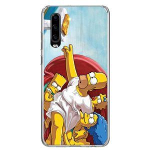 The Simpsons Huawei Case #1