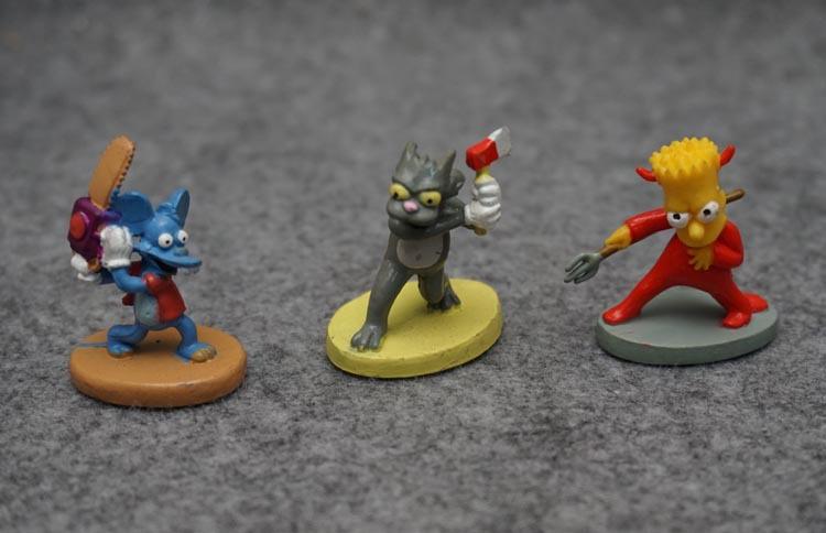 simpsons figure toys