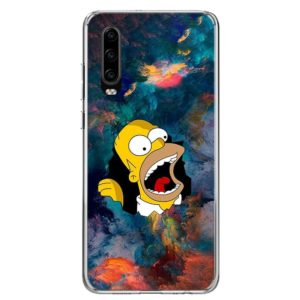 The Simpsons Huawei Case #2
