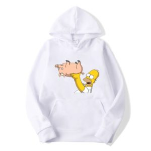 The Simpsons Hoodie #26