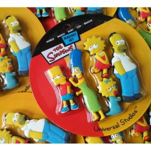 simpsons magnets