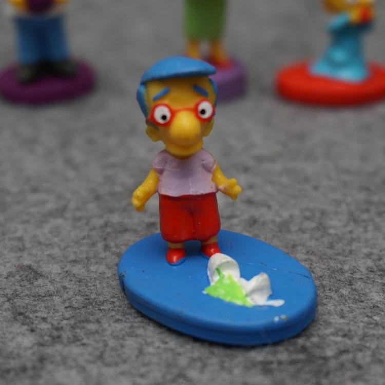 simpsons toys