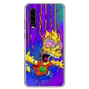 The Simpsons Huawei Case #4