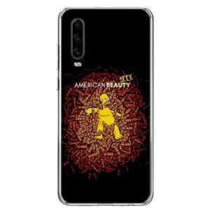 The Simpsons Huawei Case #5