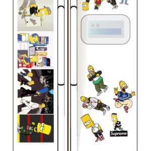 The Simpsons Stickers
