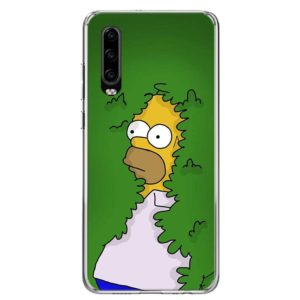 The Simpsons Huawei Case #8