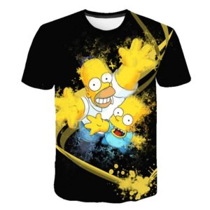 The Simpsons T-Shirt #34