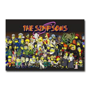 The Simpsons Poster #1