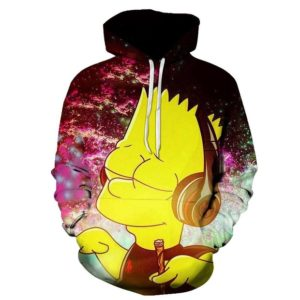 The Simpsons Hoodie #10