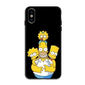 The Simpsons iPhone Case #10