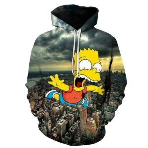 The Simpsons Hoodie #12