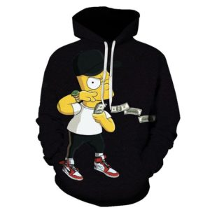 The Simpsons Hoodie #17