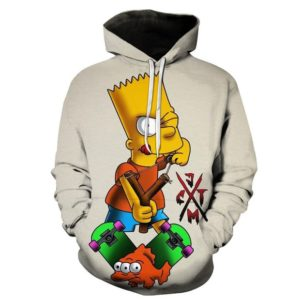 The Simpsons Hoodie #18
