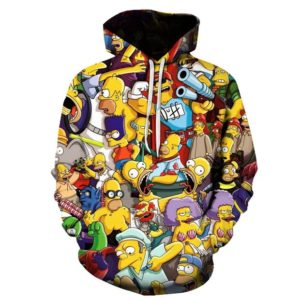 The Simpsons Hoodie #3