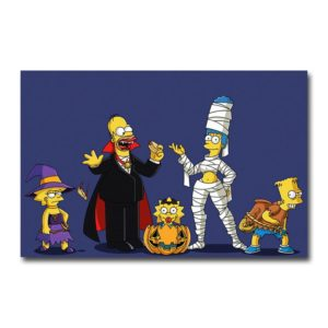 The Simpsons Poster #2