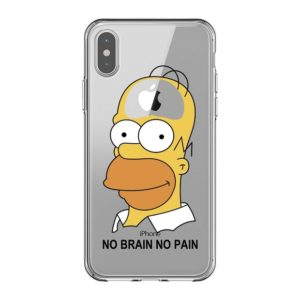 The Simpsons iPhone Case #20