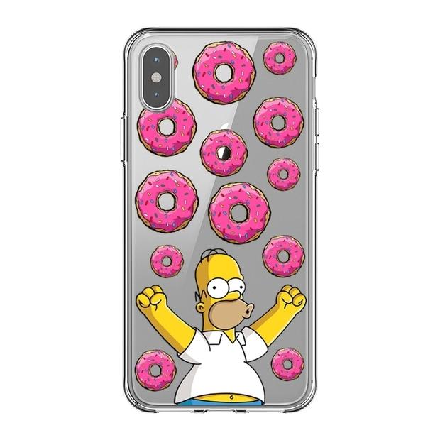 simpsons iphone case