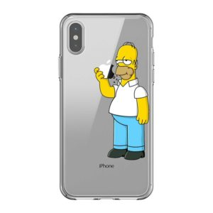The Simpsons iPhone Case #24