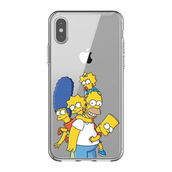 simpsons iphone case