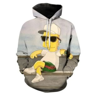 The Simpsons Hoodie #4