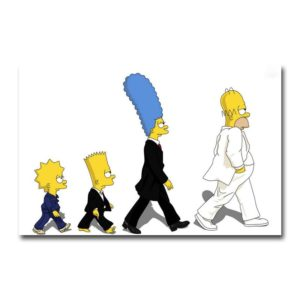 The Simpsons Poster #3