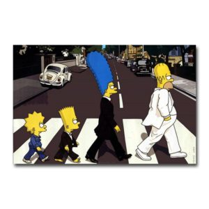 The Simpsons Poster #4