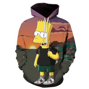 The Simpsons Hoodie #8
