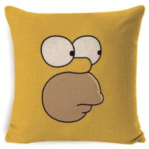 The Simpsons Pillowcases