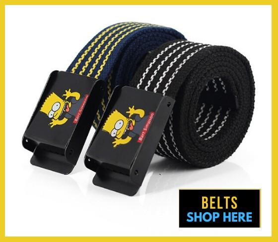 simpsons belt