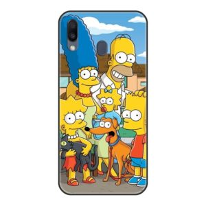 The Simpsons Samsung Case #7