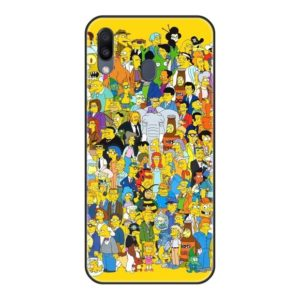 The Simpsons Samsung Case #8