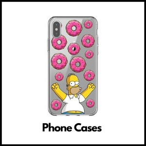 simpsons phone cases