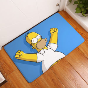 The Simpsons Floor Mat #2