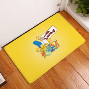 The Simpsons Floor Mat #11