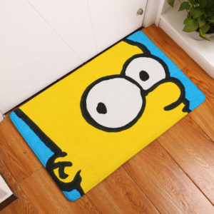 The Simpsons Floor Mat #12