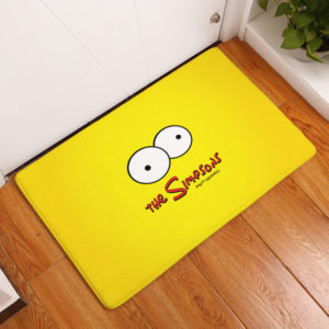 The Simpsons Floor Mat #4