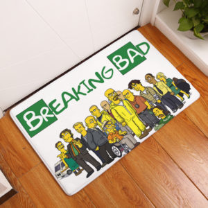 The Simpsons Floor Mat #5