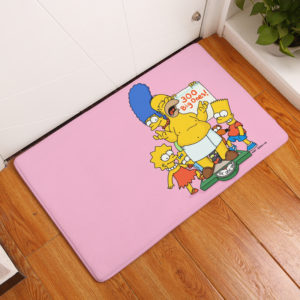 The Simpsons Floor Mat #6