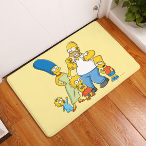The Simpsons Floor Mat #8