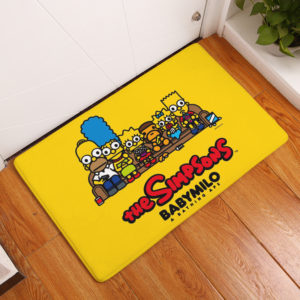 The Simpsons Floor Mat #10
