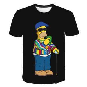 The Simpsons T-Shirt #1