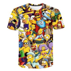 The Simpsons T-Shirt #9
