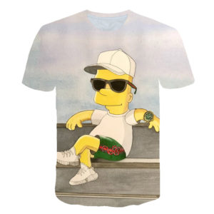 The Simpsons T-Shirt #10