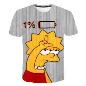The Simpsons T-Shirt #2