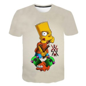 The Simpsons T-Shirt #4