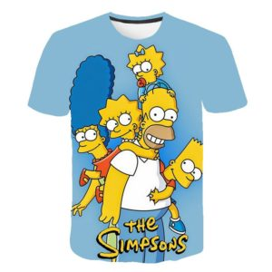 The Simpsons T-Shirt #8