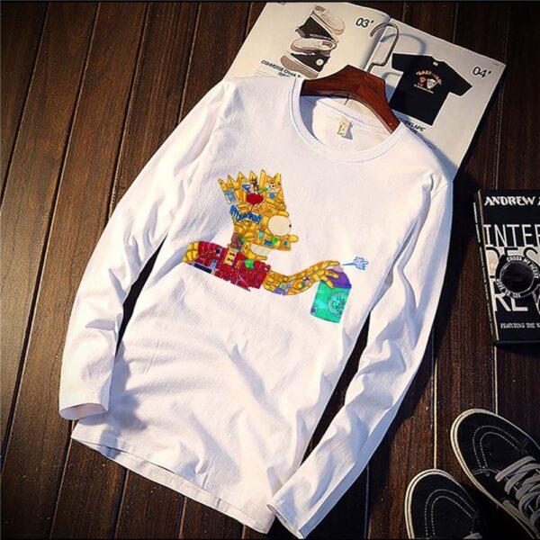 shop simpsons sweatshirt