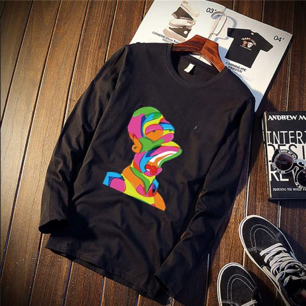 cheap simpsons sweatshirt