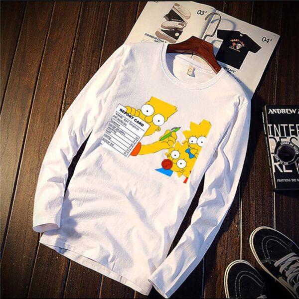 simpsons sweatshirts